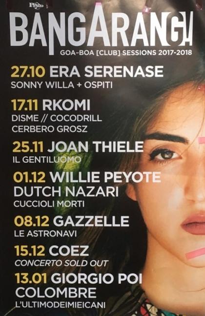 Top 5 Eventi di Novembre a Genova