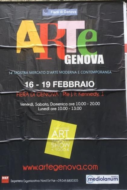 Arte Genova 2018 Genova