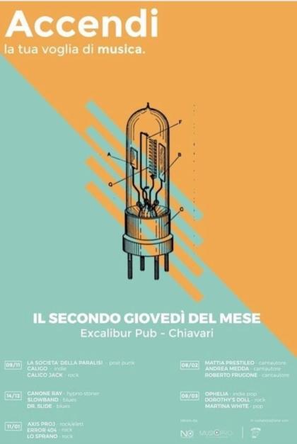 Genova Eventi Accendi Chiavari eventi di Febbraio a Genova