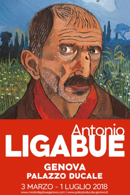 Antonio Ligabue Genova eventi di marzo a Genova