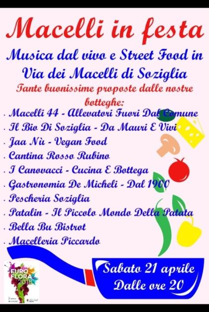 Eventi di Aprile a Genova