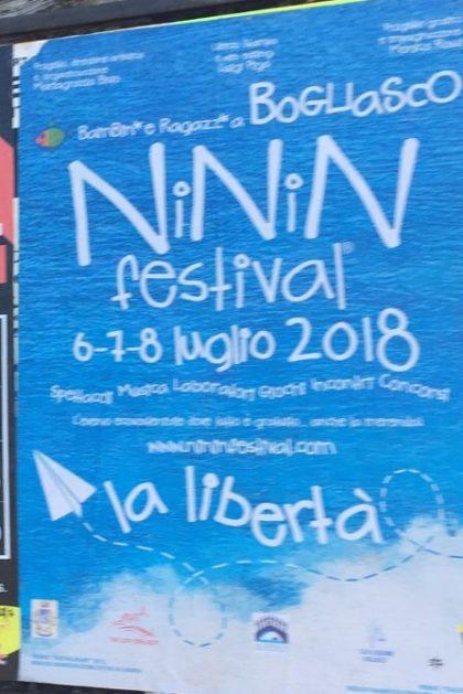 eventi di Bogliasco Ninin Festival 2018 Bogliasco