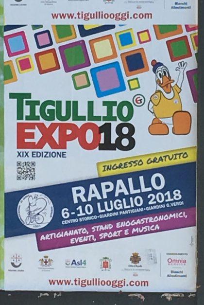eventi di Rapallo Tigullio Expo 18 XIX Edizione