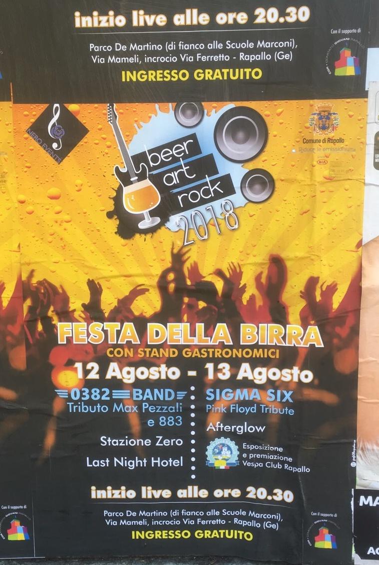 Eventi Genova - Festa della Birra