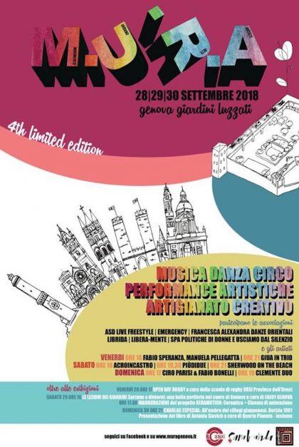 eventi di Settembre a Genova