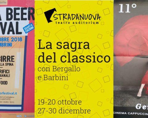 eventi di Ottobre a Genova