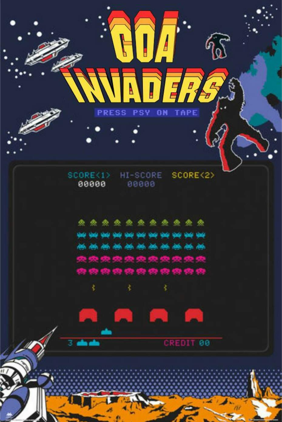 Goa Invaders CSOA TDN - Terra Di Nessuno Via Bartolomeo Bianco 4, 16127 Genova Dal 22/09/2018 Al 22/09/2018 23:00 - 05:00
