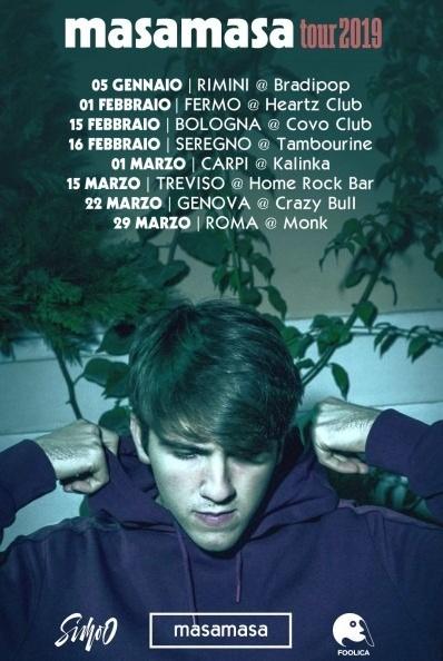 Masamasa Crazy Bull Cafe Via Eustachio Degola 4, 16151 Genova Dal 22/03/2019 Al 22/03/2019 21:00 - 01:00
